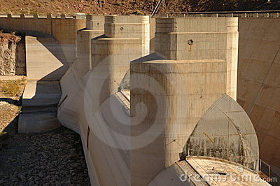 Hoover Dam Pumps
