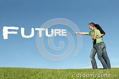 Hope for future