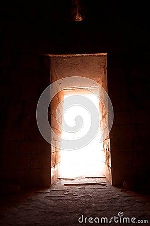 Free Hope - Walk Towards To The Light Royalty Free Stock Photography - 417