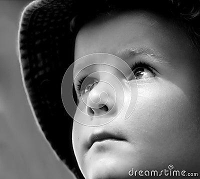 Hopeful Child