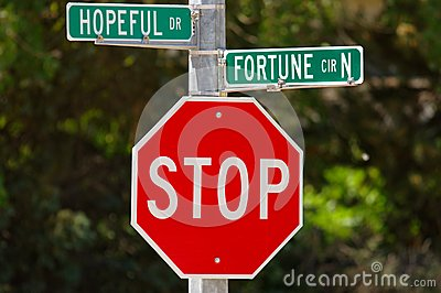 Hopeful Drive and Fortune Circle