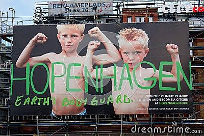 Hopenhagen - COP15 Editorial Stock Image