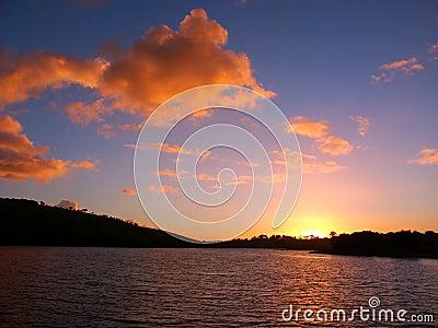 Hopkins River in Australia