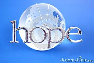 Hoppas världen
