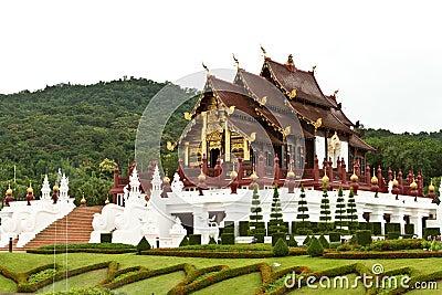 Hor kam luang royalraiapruek chaingmai Thailand