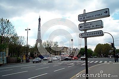 Horizon 2 van Eiffel