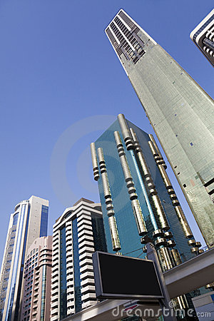 Horizon de Dubaï, EAU