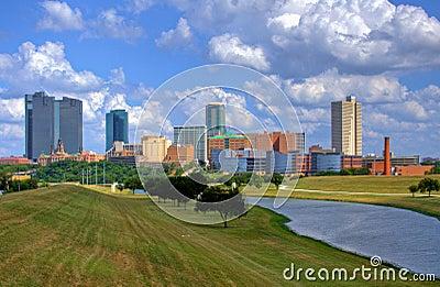 Horizon de Fort Worth le Texas