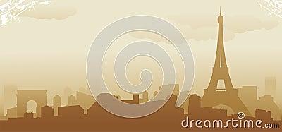Horizon de Paris