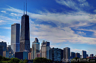 Horizon V van Chicago