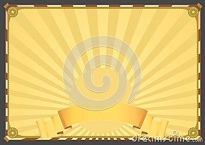 Horizontal Deluxe Background