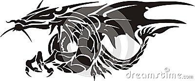 Horizontal Dragons.