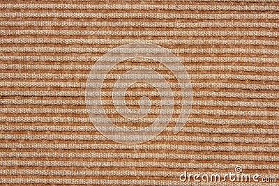 Horizontal Fabric Texture