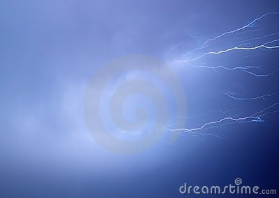 Horizontal Lightning