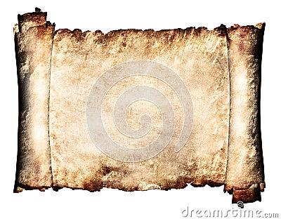Horizontal Manuscript