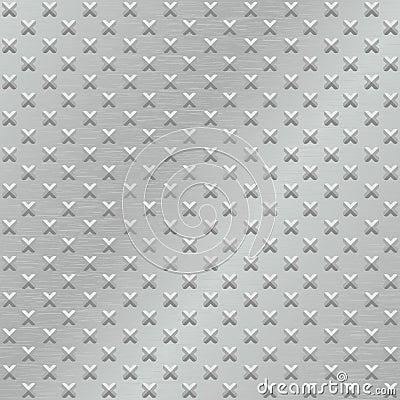 Diamond Metal Texture Seamless Pattern Stock Vector Image 45896157  Diamond Metal  Texture Seamless Pattern Stock. Free Seamless Metal Textures