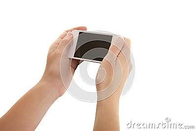 Horizontal Smartphone