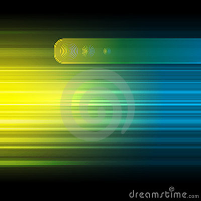 Horizontal stripe background