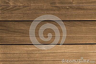 Horizontal wooden pattern