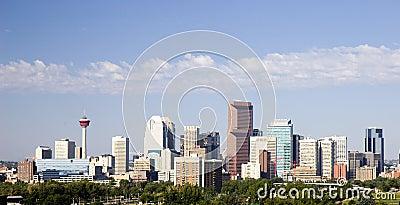 Horizonte de Calgary