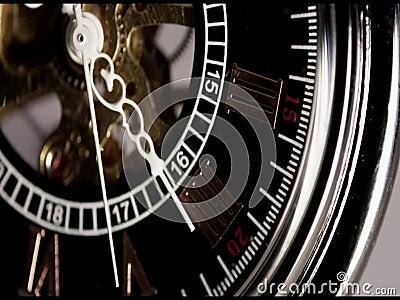 Horloge classique clips vidéos