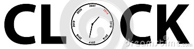 Horloge d an