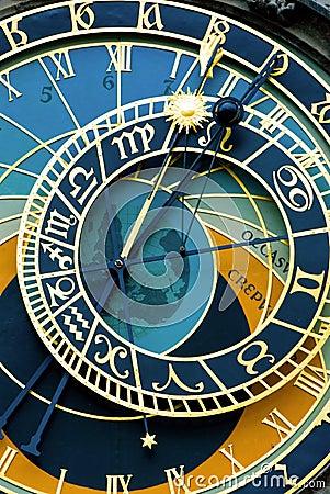 Horloge de Prague