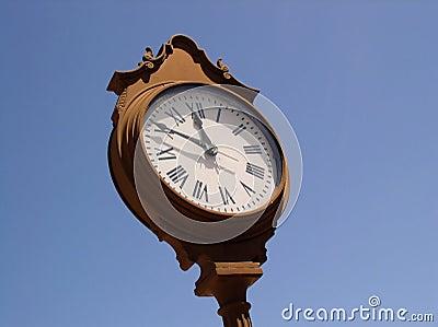 Horloge I de Villiage