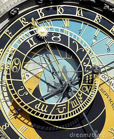 Horloge, Prague