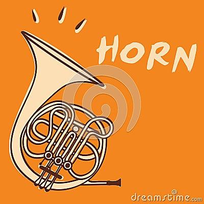 Horn vector
