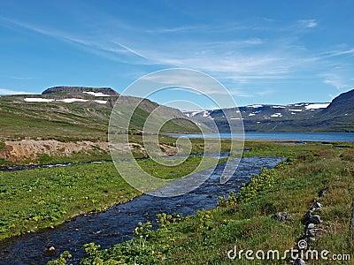 Hornstrandir nature reserve, Iceland