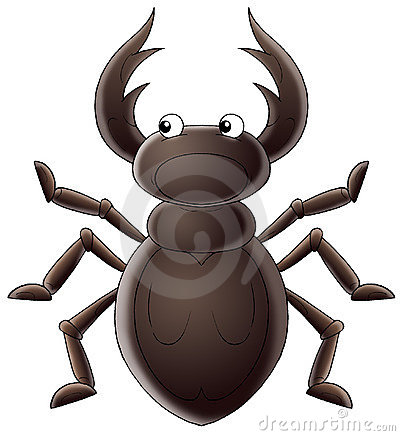 Free Horny Bug Stock Image - 1644141