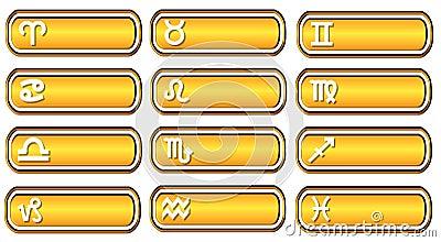 Horoscope button web