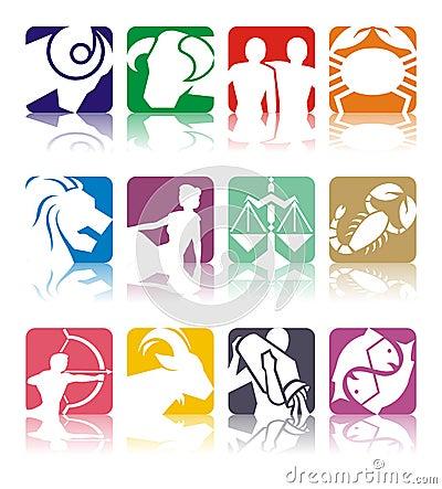 Free Horoscope Zodiac Illustration Royalty Free Stock Photography - 21783057