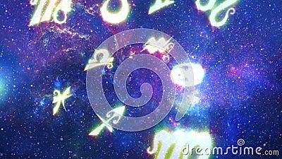 Horoskopy w galaxy 1 ilustracji