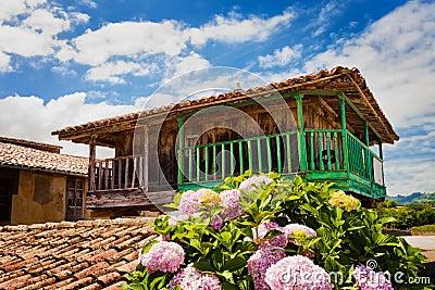 Horreo in Asturias