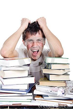 Horreur d étudiant