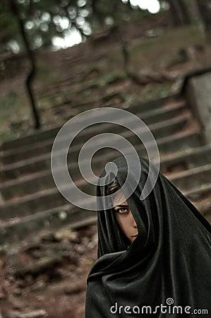 Free Horror Curse Royalty Free Stock Image - 21783436