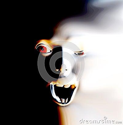 Horror Face 18