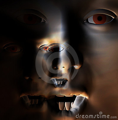 Horror Face 7