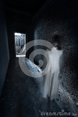 Free Horror Movie Scene Stock Image - 32283071