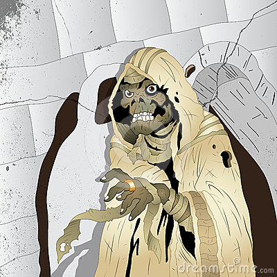 Horror Mummy