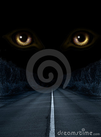 Horror na noite