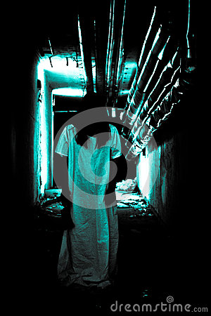 Free Horror Or Scary Scene Royalty Free Stock Photography - 25264287