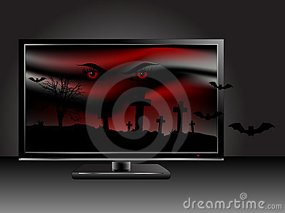 Horror in tv
