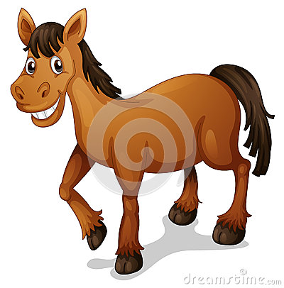 Free Horse Cartoon Stock Images - 26473064