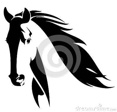 Free Horse Head Royalty Free Stock Photos - 39895738