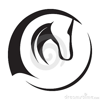 Free Horse Head Icon Royalty Free Stock Image - 15155596