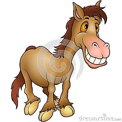 Horse humourist