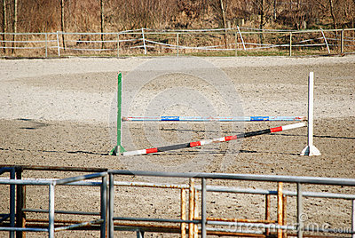 Horse obstacle